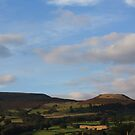 Brecon hills by digitalanomaly