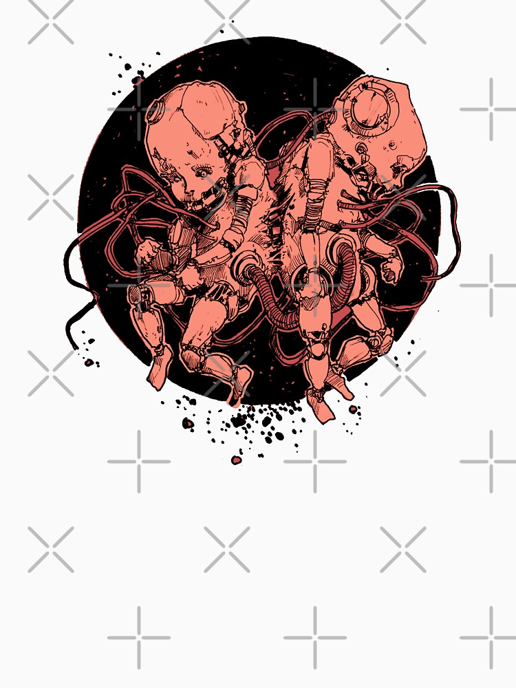 Cyber Twins by NinjaJo