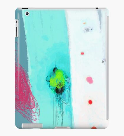My special place for blue blush iPad Case/Skin