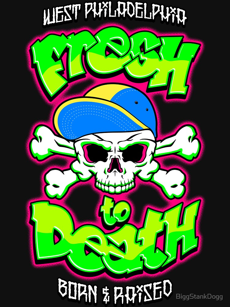 TShirtGifter presents: Fresh To Death | Unisex T-Shirt