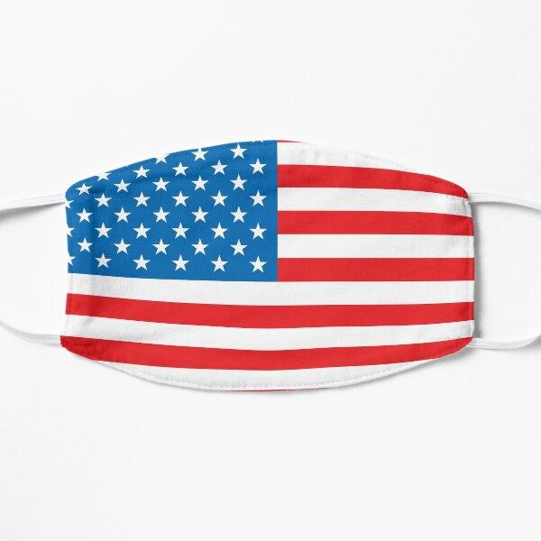 USA American Flag Bright Mask