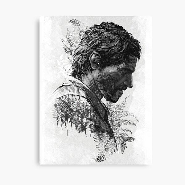 Joel Canvas Print