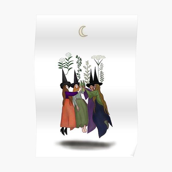 brujas Poster