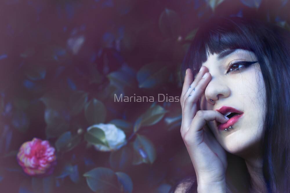 Salt Flats by Mariana Dias