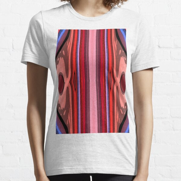 Abstract Lines Essential T-Shirt
