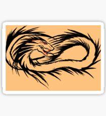 Ouroborus Sticker