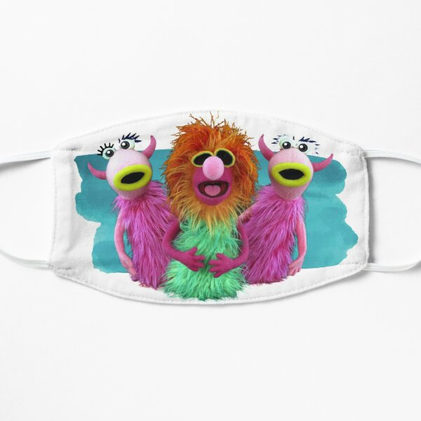 Mahnamahna Stuck in your head Muppet's song design Mask