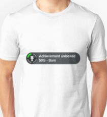 Xbox Achievement - Born T-Shirt