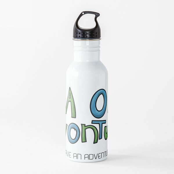 Ga Op Avontuur (Have an Adventure) Water Bottle