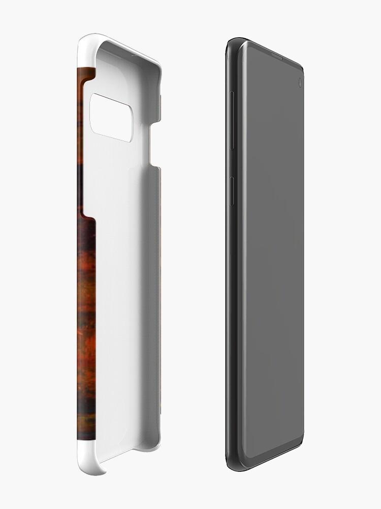 Alternate view of Light Through the Dark #3 Case & Skin for Samsung Galaxy