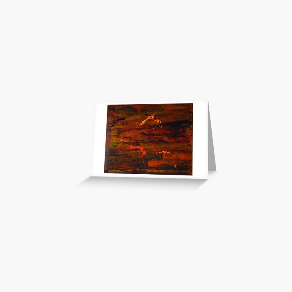 Light Through the Dark #3 Greeting Card