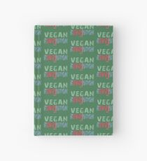 VEGAN REVOLUTION - vegan, vegetarian, animal rights, cruelty to animals Notizbuch