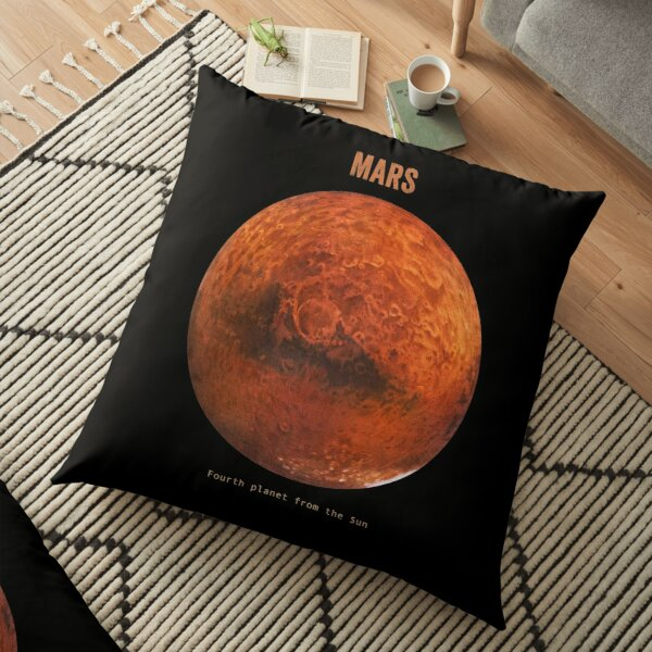 Mars Pillows Cushions Redbubble