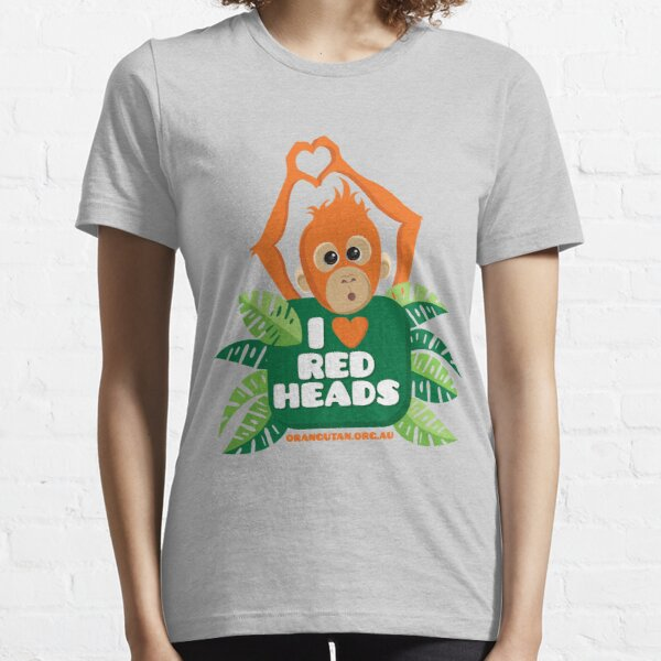I heart (love) redheads  Essential T-Shirt