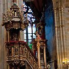 St. Vitus Pulpit by phil decocco