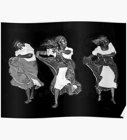 Dancing in the Dark! Poster