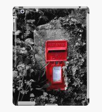 Cornish postbox iPad Case/Skin