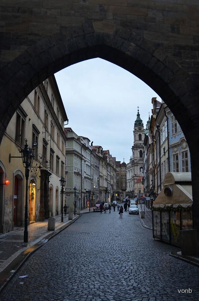 Old Town Prague by vonb