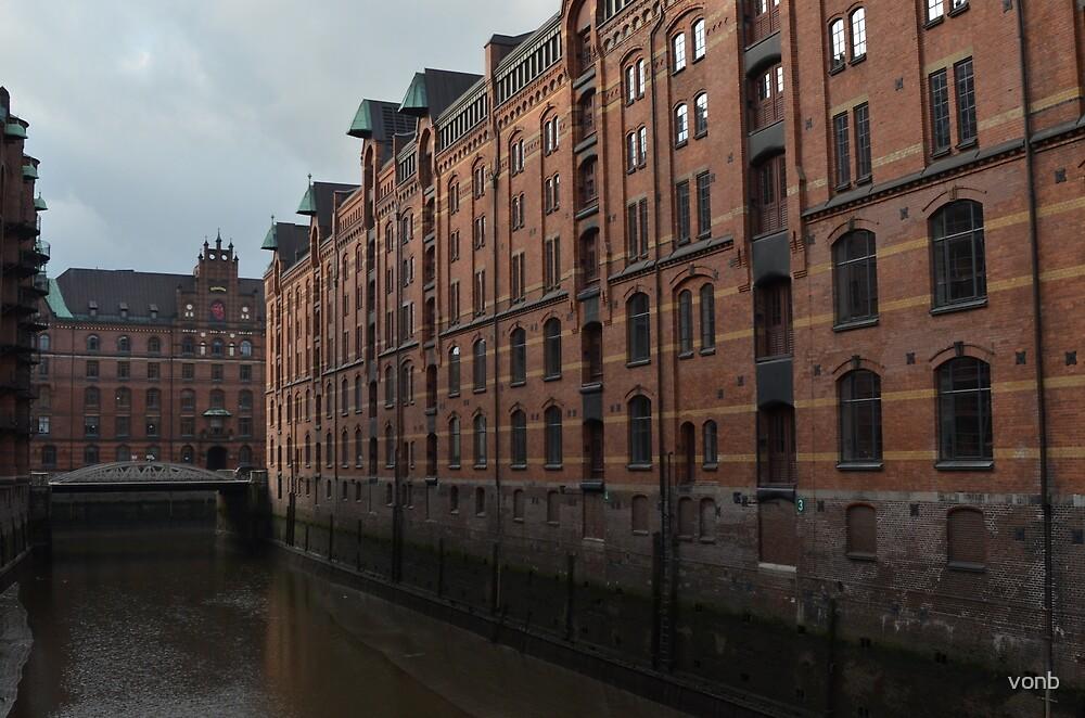 Speicherstadt Hamburg by vonb