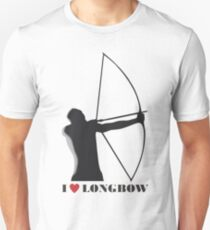 HEART LONGBOW Unisex T-Shirt