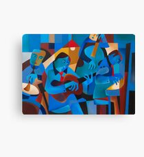 QUARTET Canvas Print