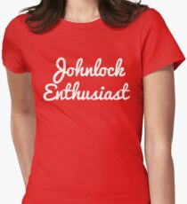 Johnlock Enthusiast T-Shirt