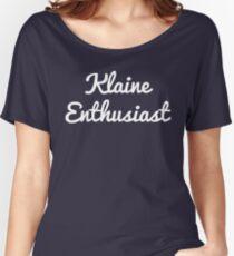 Klaine Enthusiast Women's Relaxed Fit T-Shirt