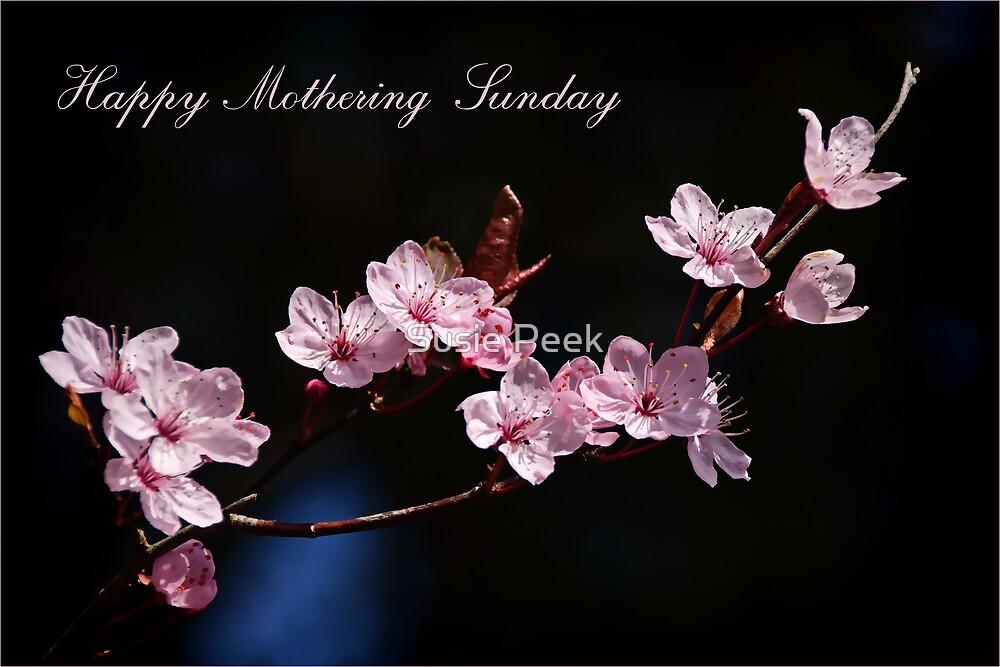Happy Mothering Sunday by Susie Peek