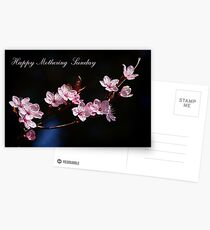 Happy Mothering Sunday Postcards