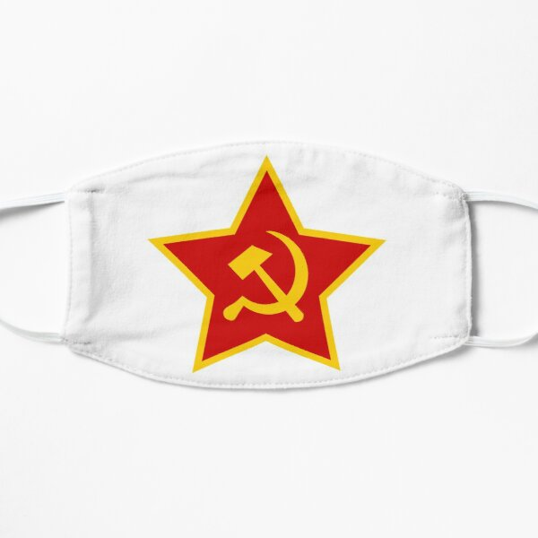 Soviet Red Army Hammer and Sickle Small Mask