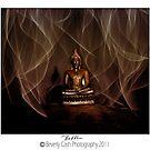 Buddha by Beverly Cash