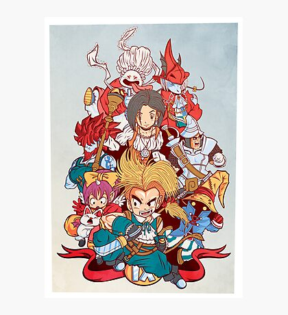 Fantasy Quest IX Photographic Print