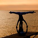 Sailing & Yoga - Ideal Combination... by Lucy Johnston