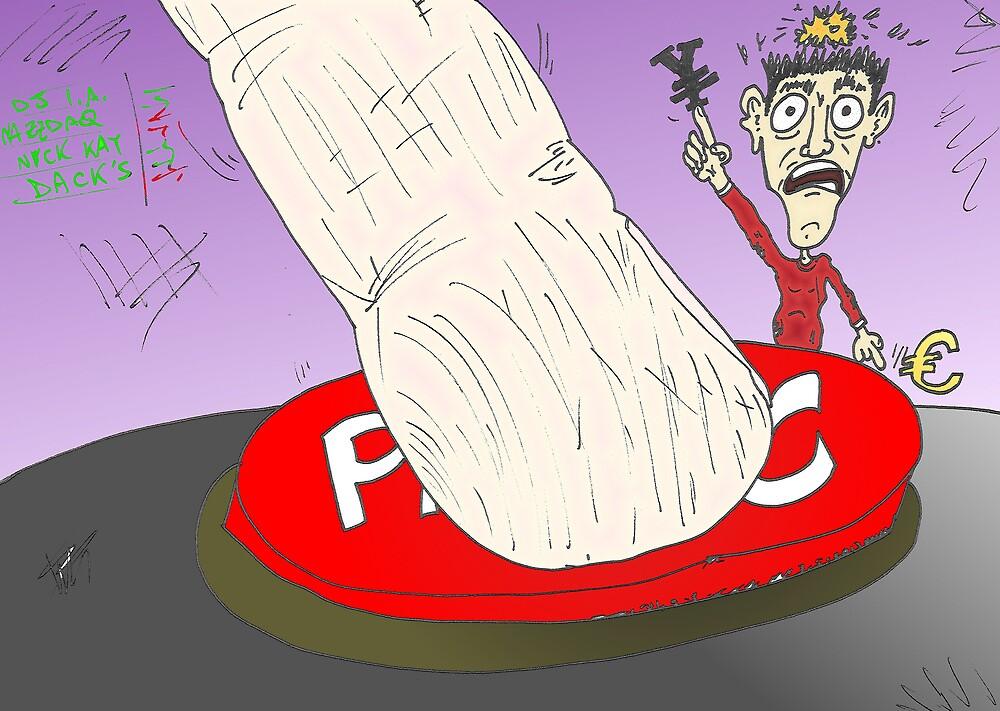 panique dans les bourses de forex by Binary-Options