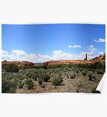 Kodachrome State Park,Utah Poster