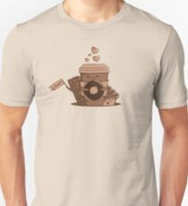 Caffeinated Love T-Shirt