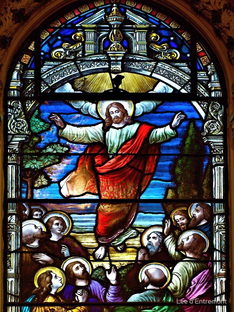 Christ has Risen. by Lee d'Entremont