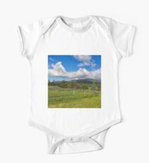 Rural View in Queensland One Piece - Short Sleeve