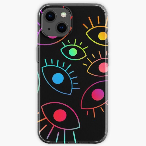 Eyes of the Void - Pride iPhone Soft Case