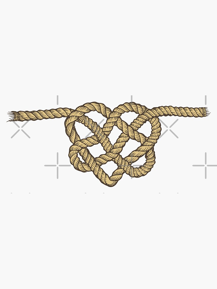 My Heart Is Tied In Knots by brainthought