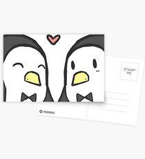 Penguin Card Postcards