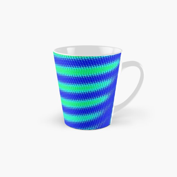 AQUARIUS PEACOCK ELECTRIC BABY Tall Mug