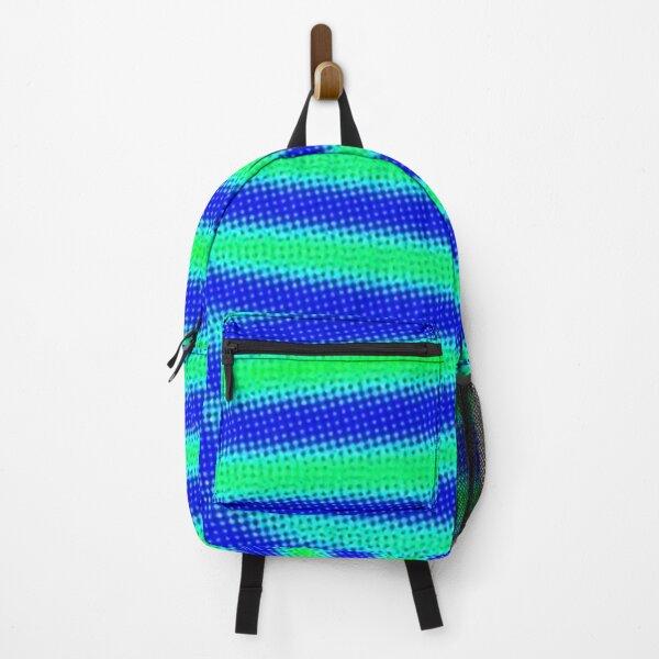 AQUARIUS PEACOCK ELECTRIC BABY Backpack