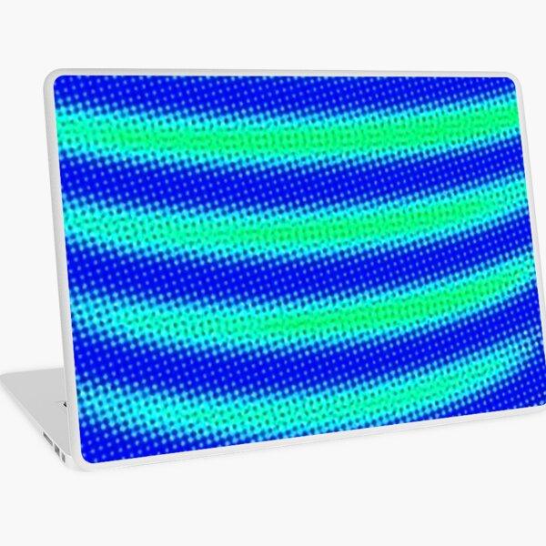 AQUARIUS PEACOCK ELECTRIC BABY Laptop Skin