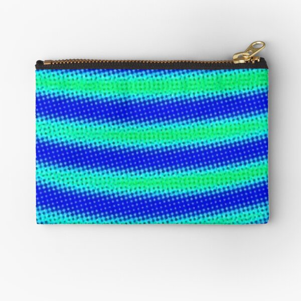 AQUARIUS PEACOCK ELECTRIC BABY Zipper Pouch