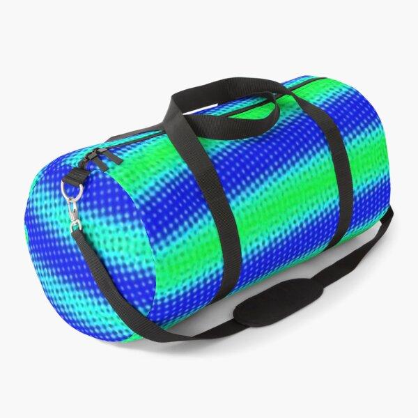 AQUARIUS PEACOCK ELECTRIC BABY Duffle Bag
