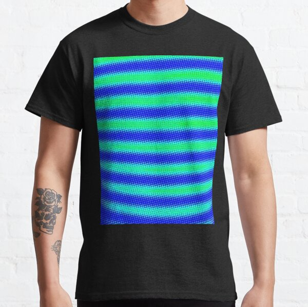 AQUARIUS PEACOCK ELECTRIC BABY Classic T-Shirt