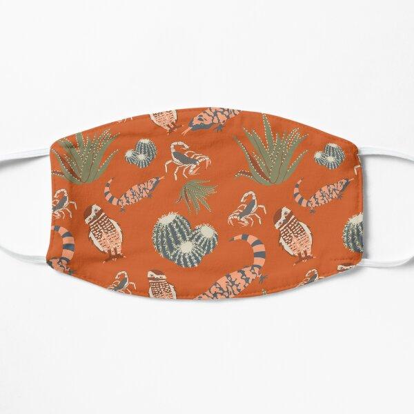 Sonoran Desert Print  Flat Mask