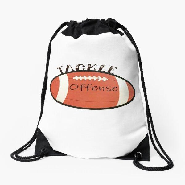 Football - Offensive Tackle Drawstring Bag