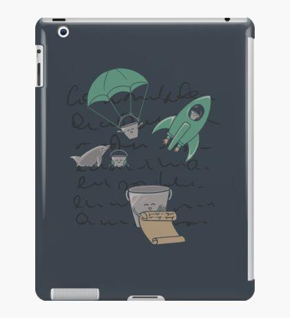 Bucket List iPad Case/Skin